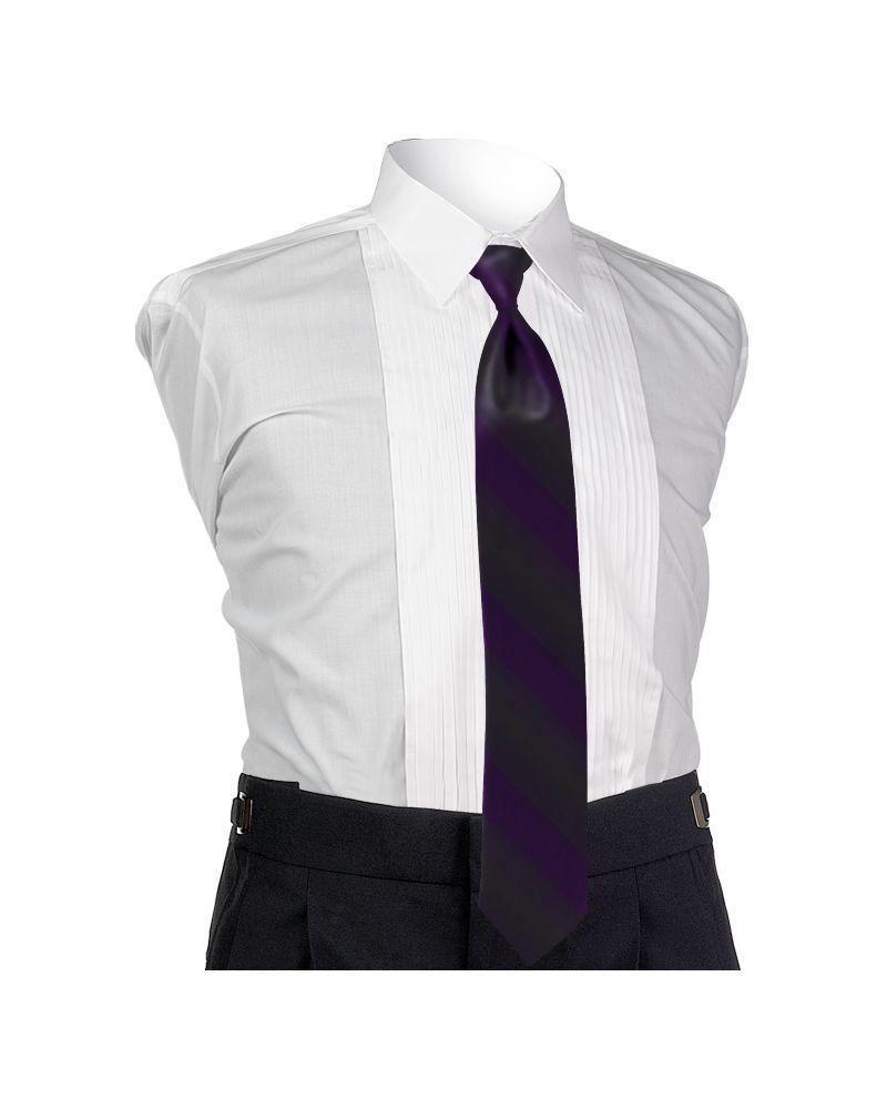 Ombre Purple 4-in-hand Tie