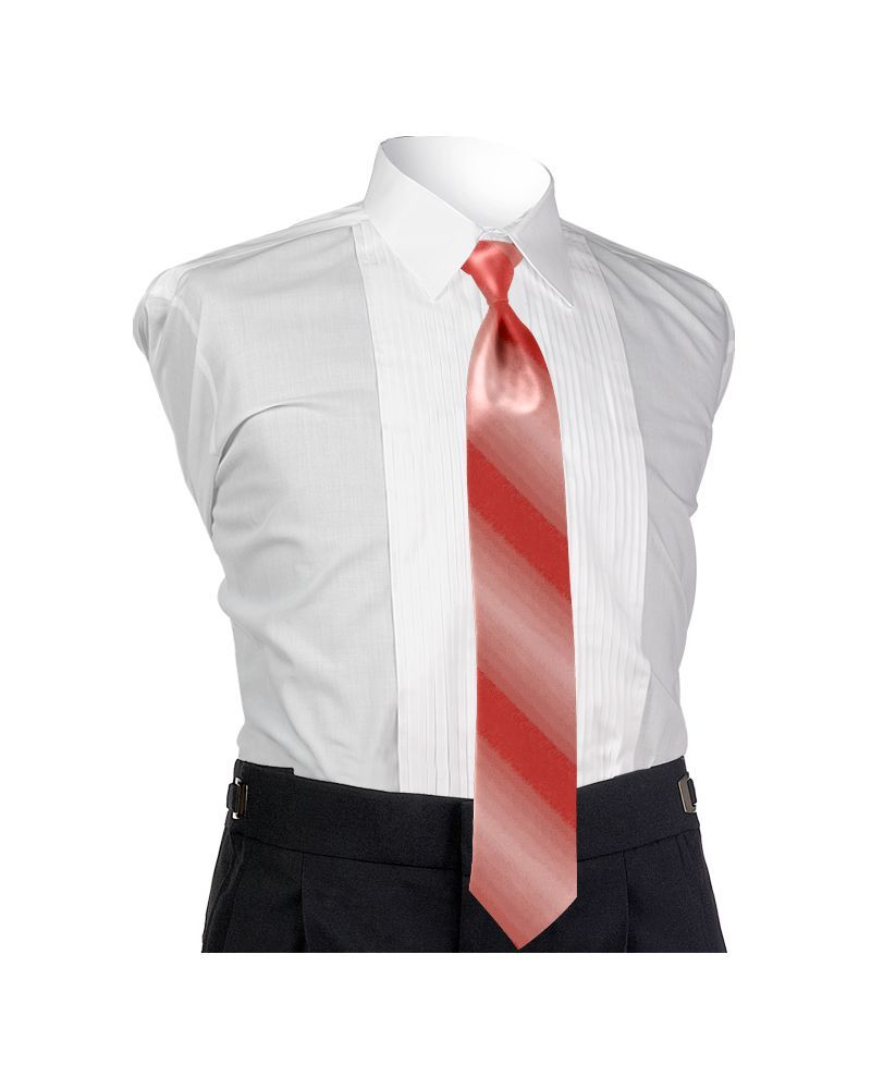 Ombre Guava 4-in-hand Tie