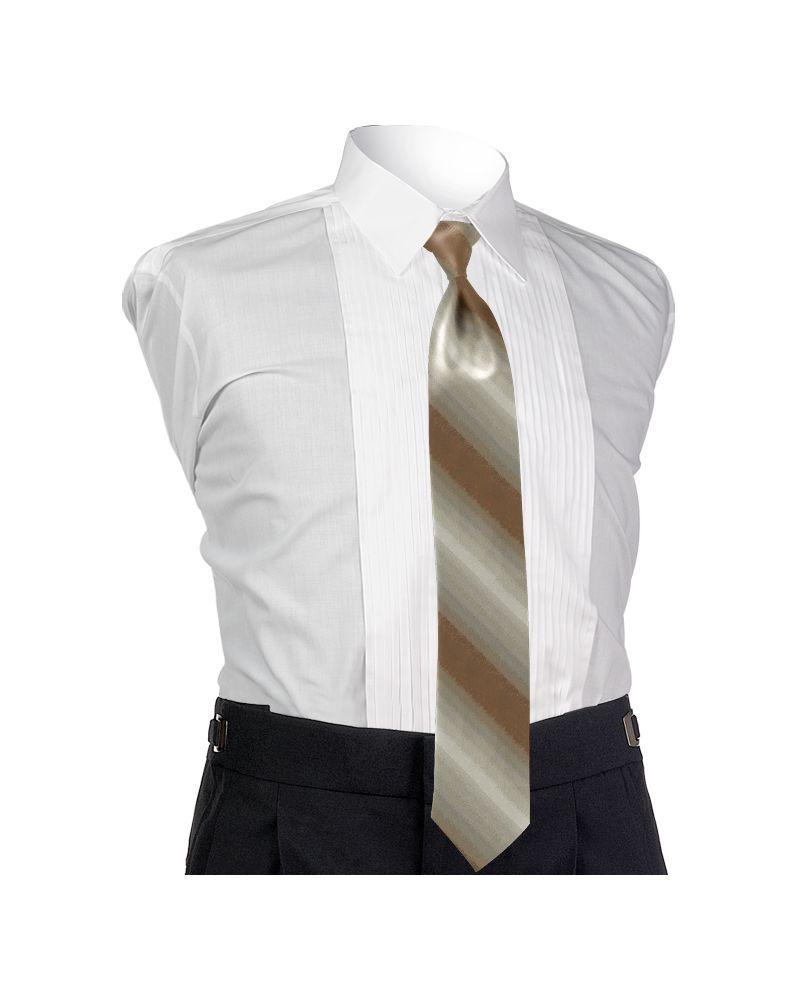 Ombre Golden 4-in-hand Tie
