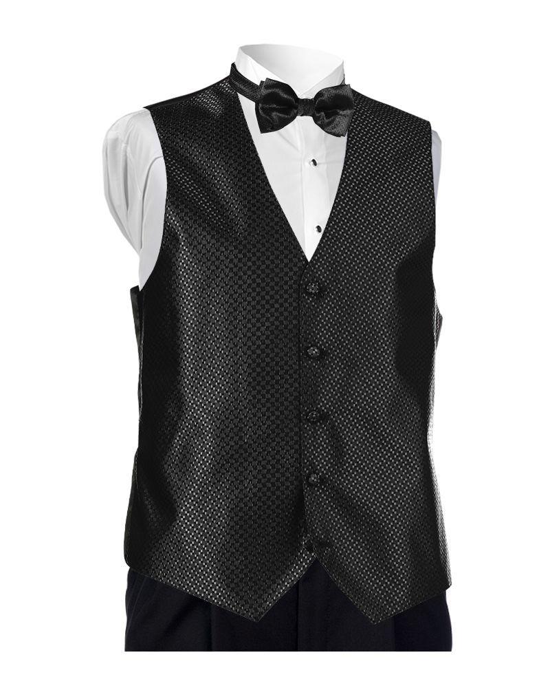 Black Carino Vest