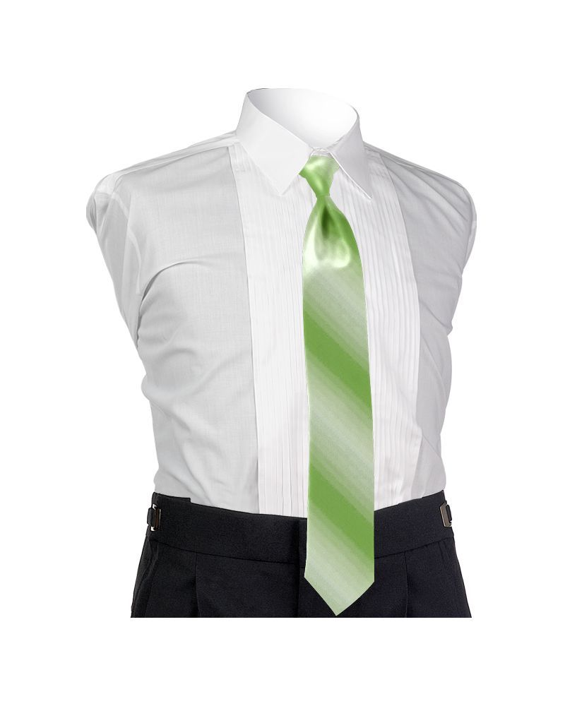Ombre Lime 4-in-hand Tie