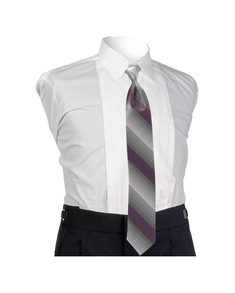 Ombre Wisteria 4-in-hand Tie