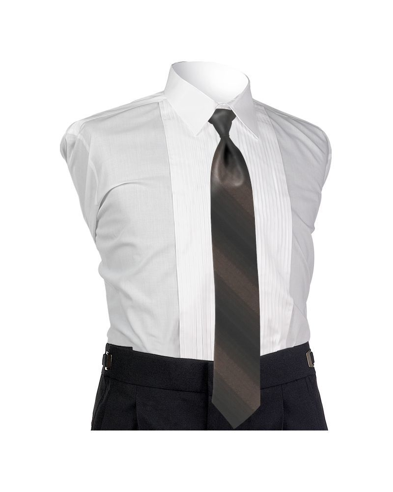 Ombre Latte 4-in-hand Tie