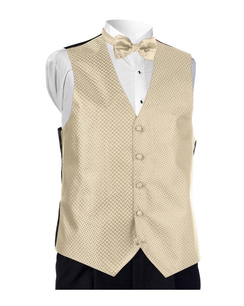 Ivory Carino Vest