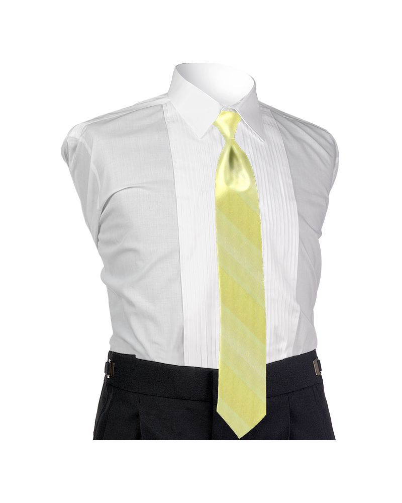 Ombre Yellow 4-in-hand Tie