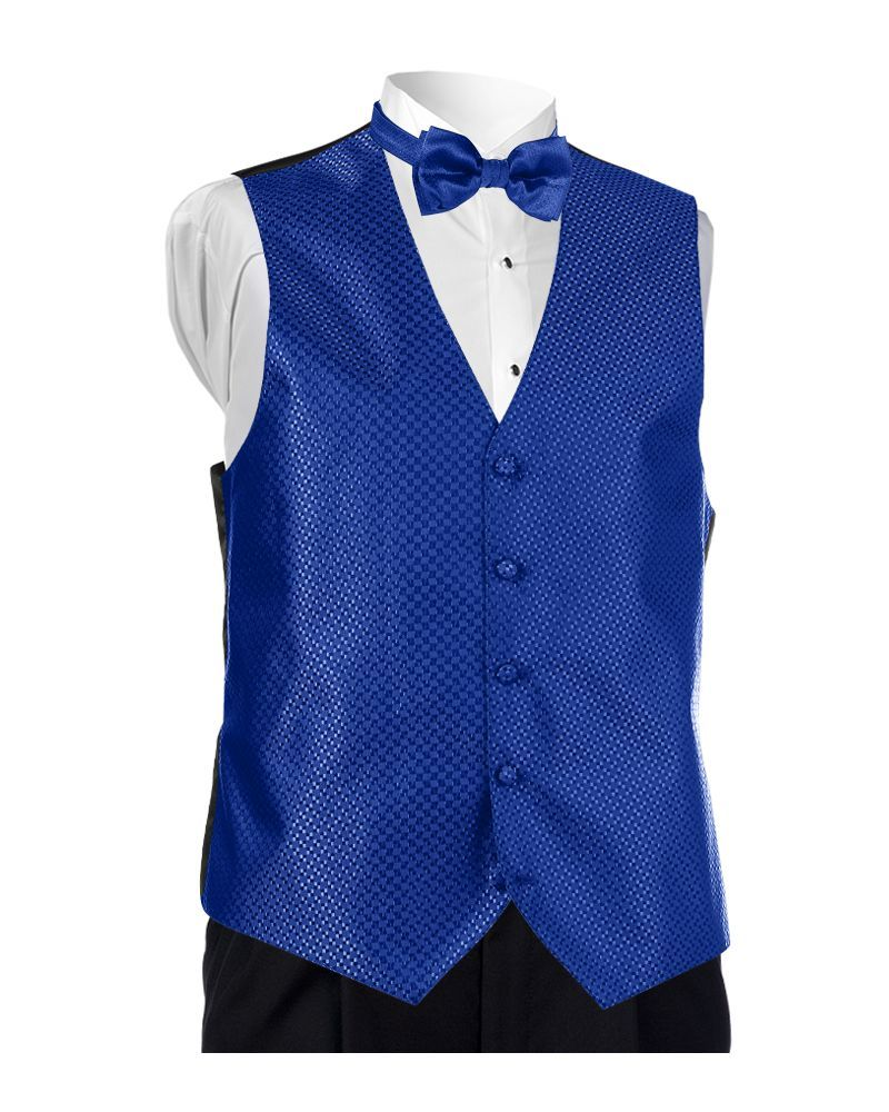 Royal Blue Carino Vest