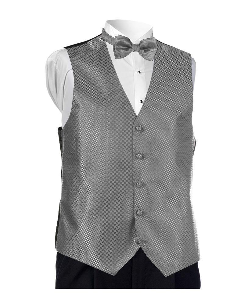 Silver Carino Vest