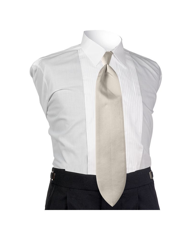 Satin Bamboo 4-in-hand Tie