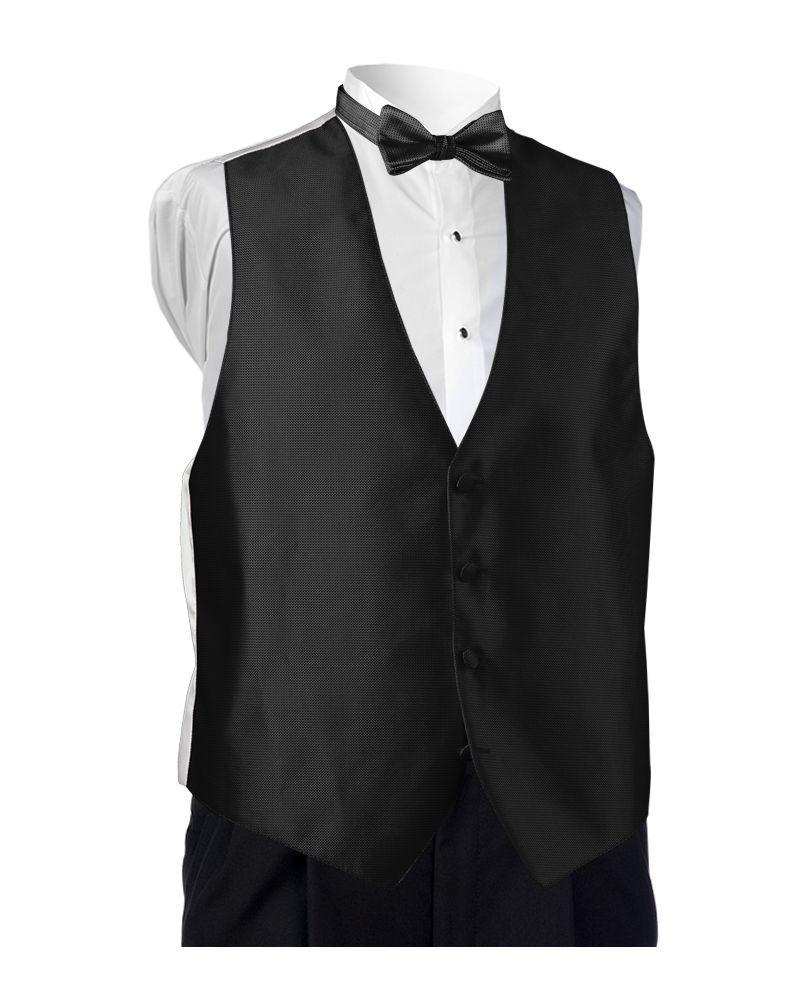 Black Bel Aire Vest