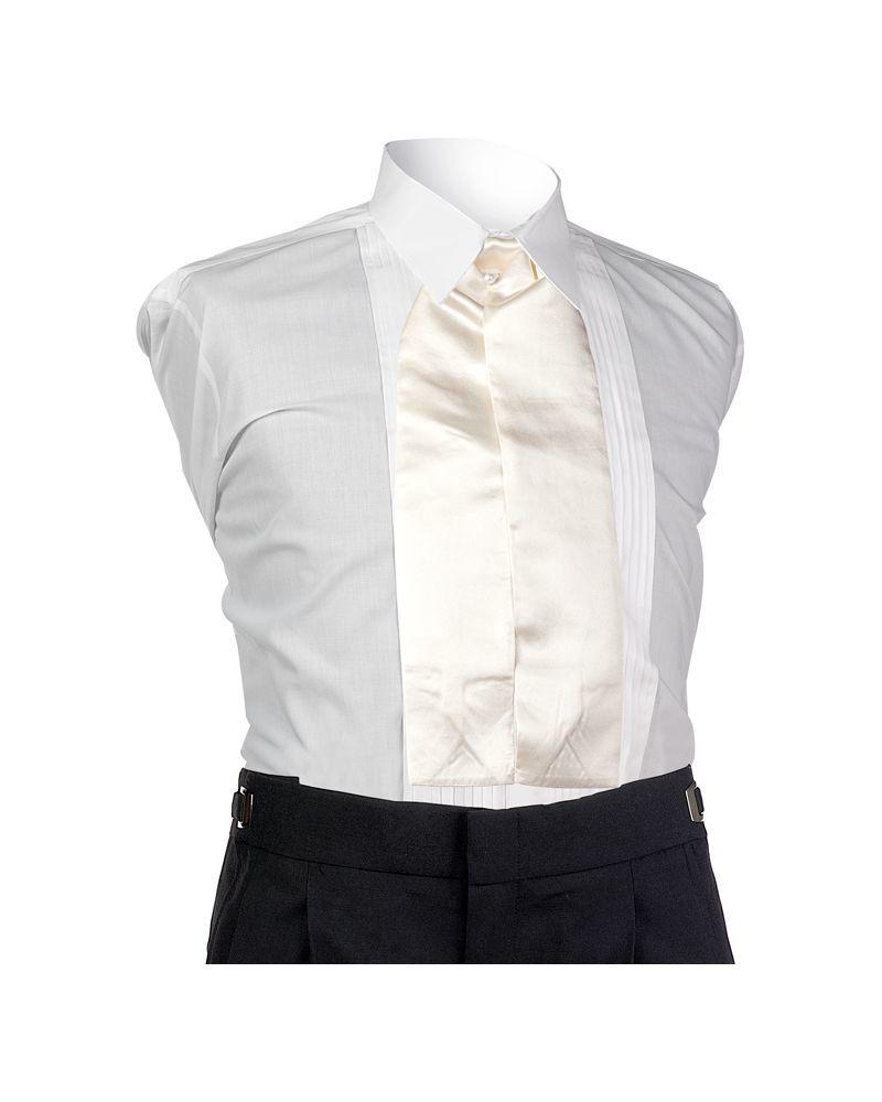 Ivory Ascot Tie