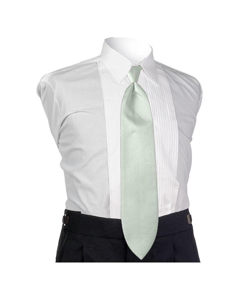 Satin Meadow 4-in-hand Tie