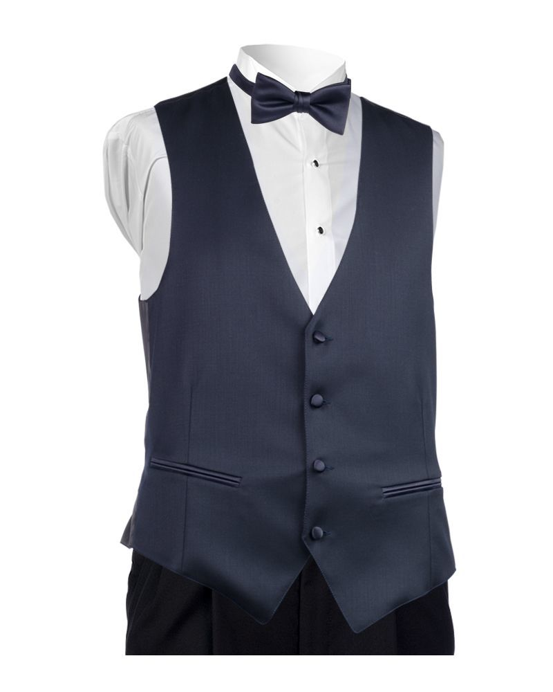 Midnight Blue Vest