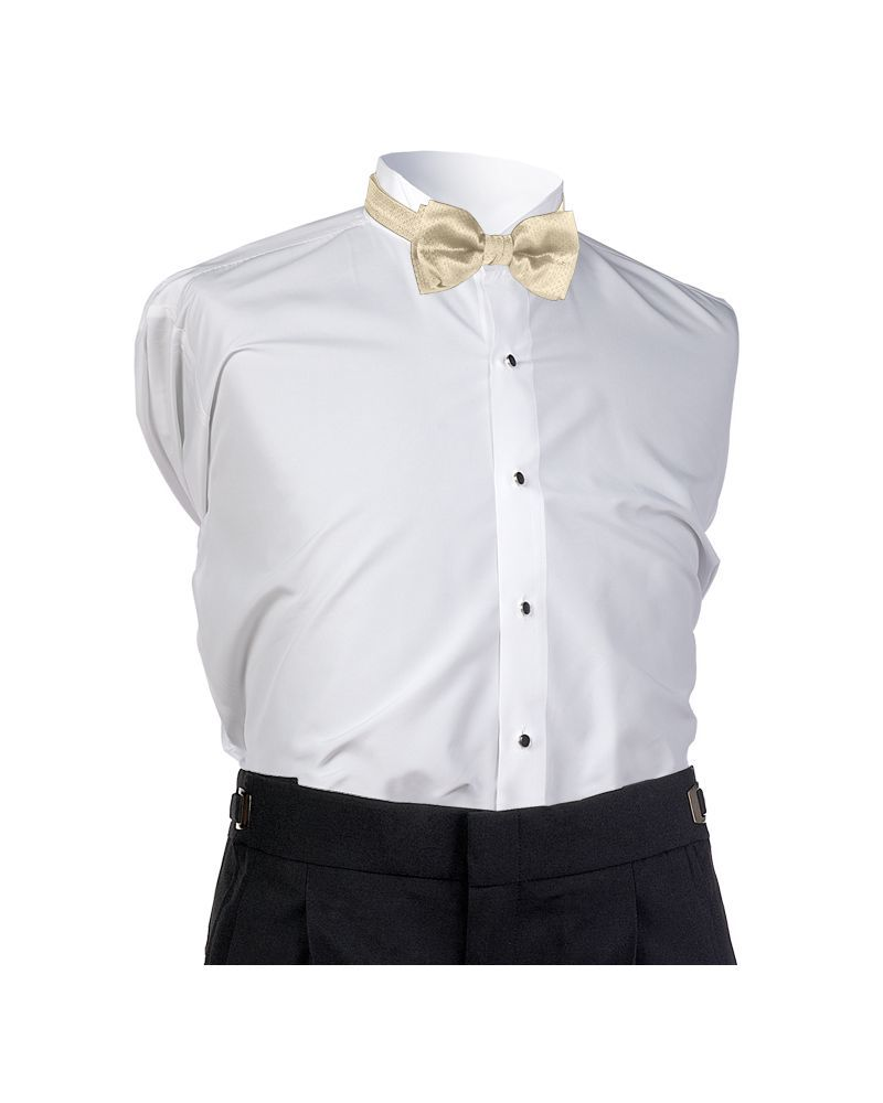 Ivory Bow Tie