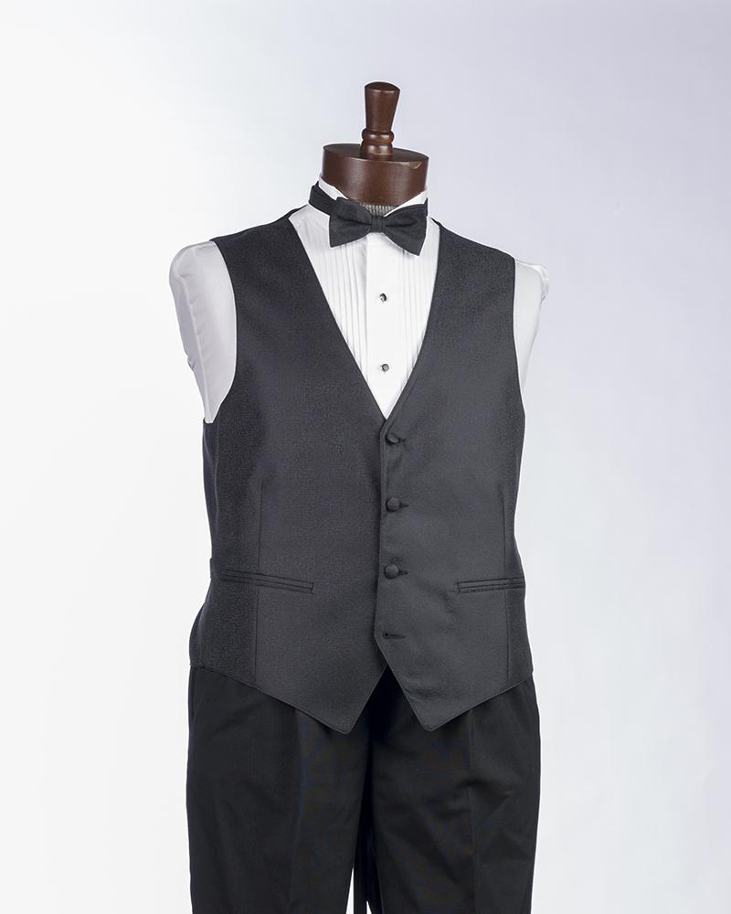 Black Aspire Vest