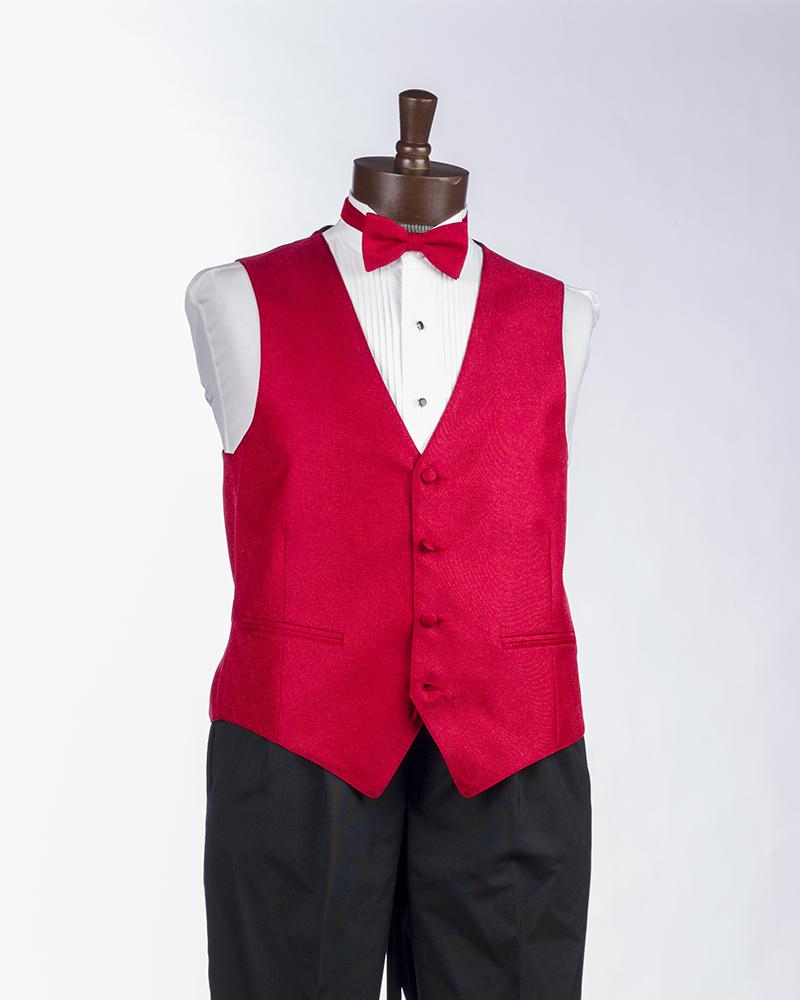 Cherry Aspire Vest