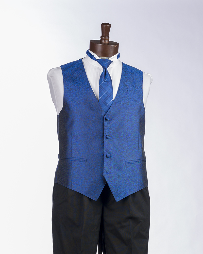 Royal Blue Aspire Vest