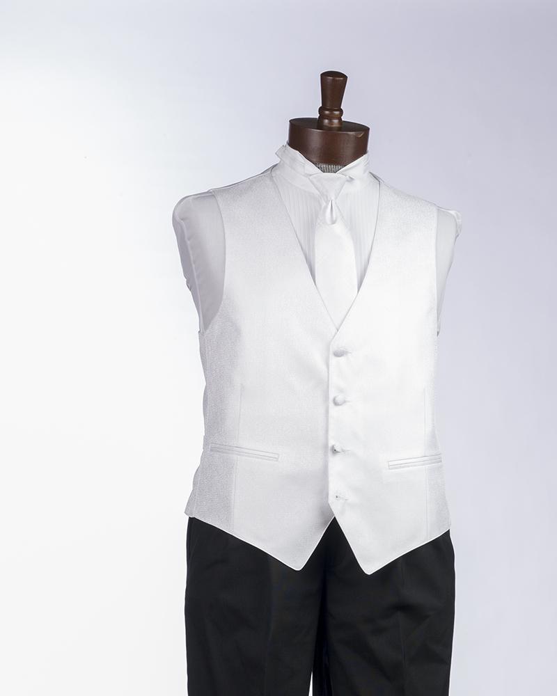 White Aspire Vest