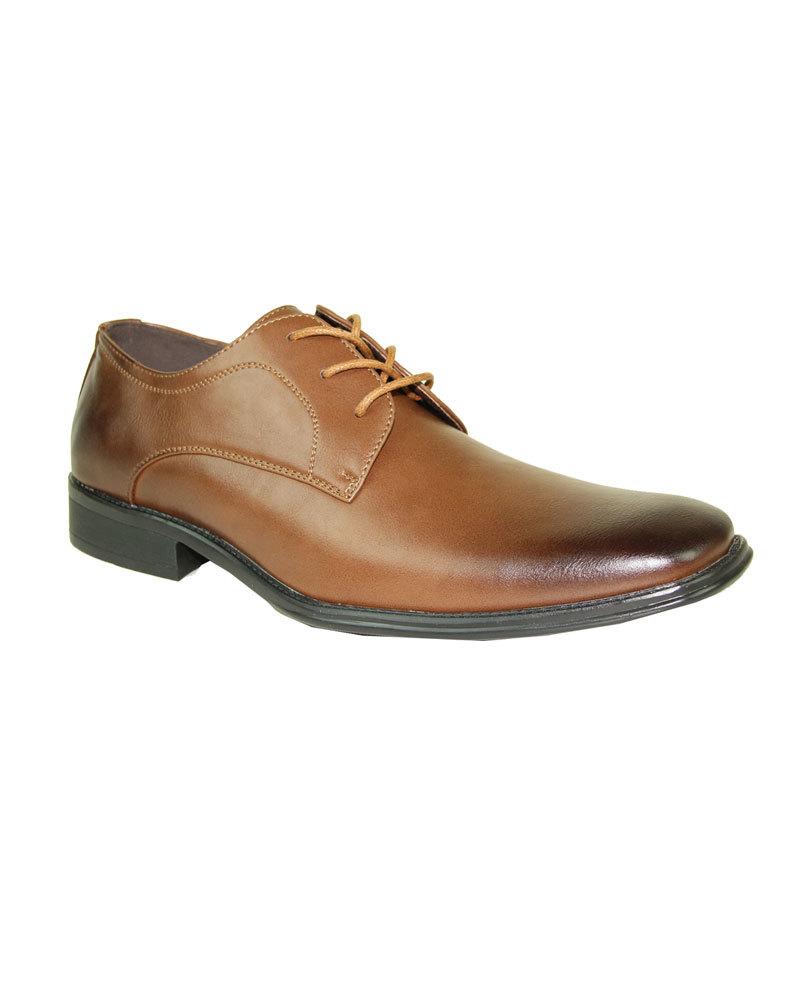 Brown Burnt Cognac Shoe