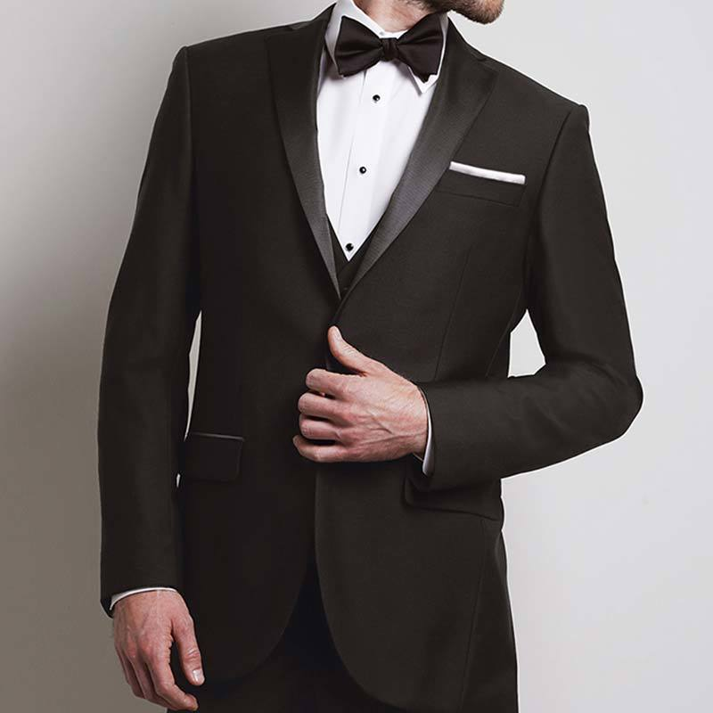 The Xe Faille Black Notch Tuxedo