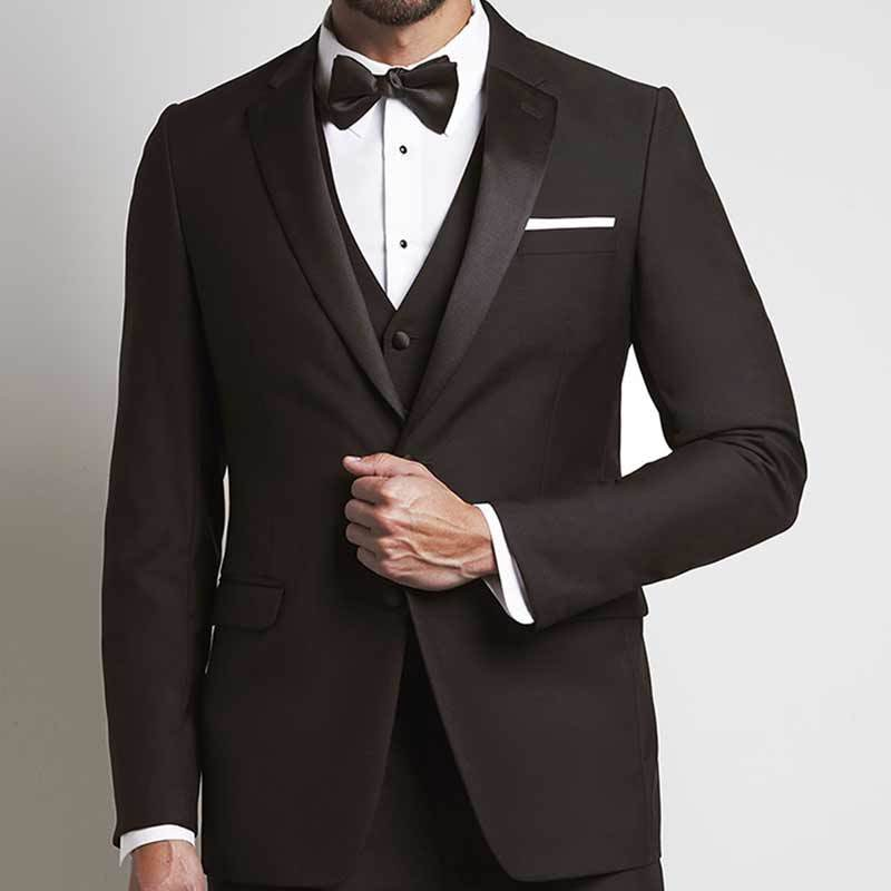 The Xe Black Notch Tuxedo