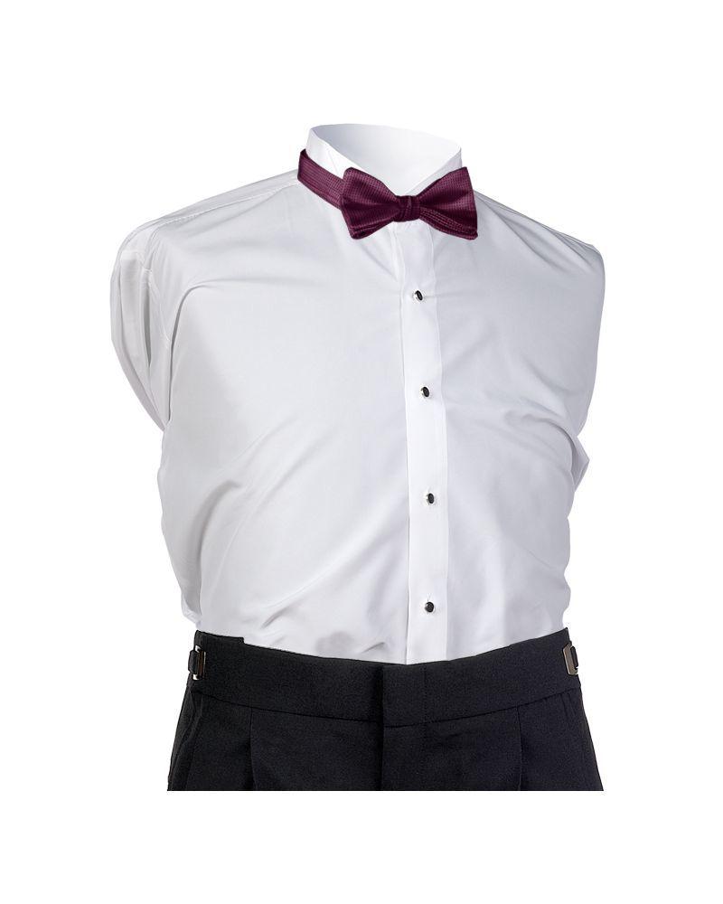 Aubergine Bel Aire Bow Tie