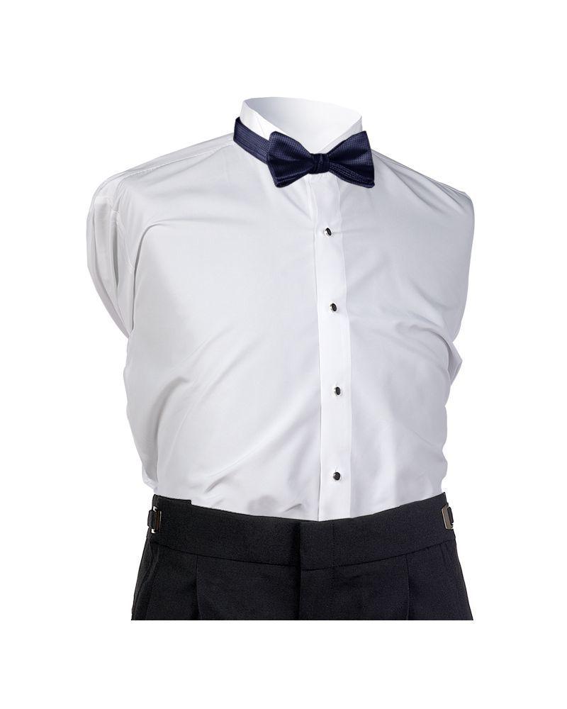 Blue Velvet Bel Aire Bow Tie