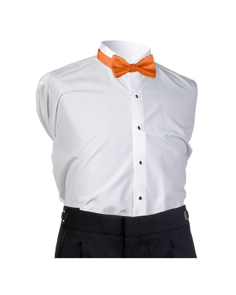 Orange Crush Bel Aire Bow Tie