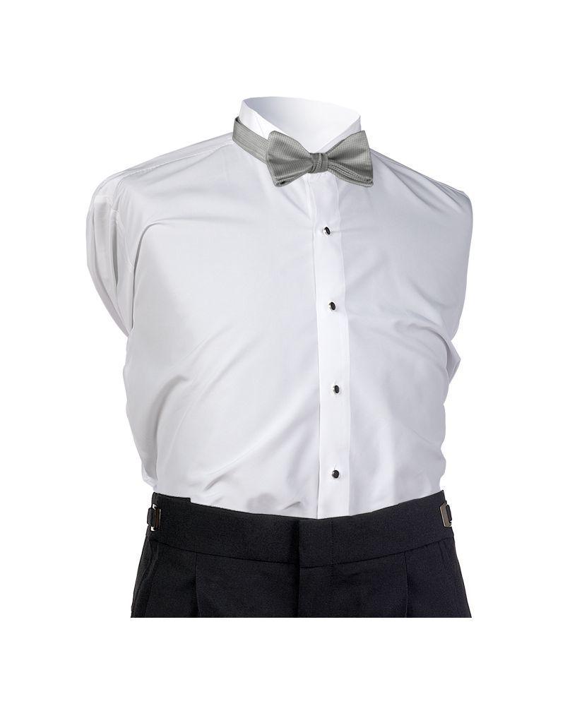 Platinum Bel Aire Bow Tie